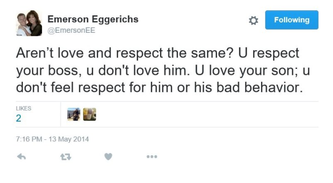 eggerichs quote