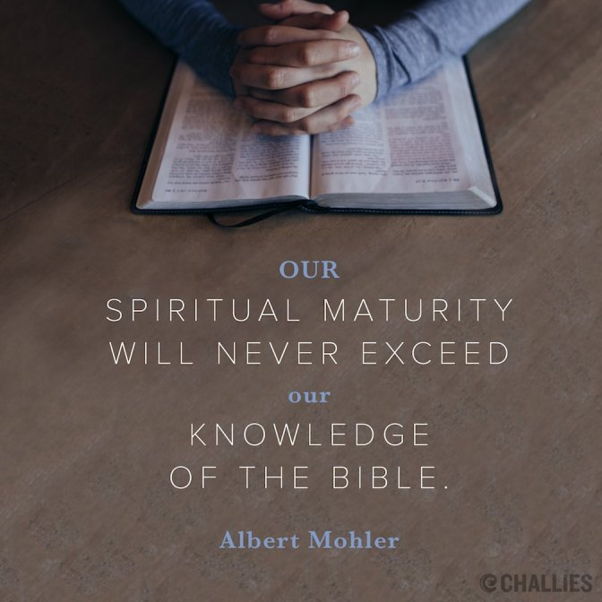 Mohler quote